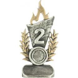 Trofeo Cartas Numero 2
