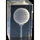 Cristal 3D - Golf