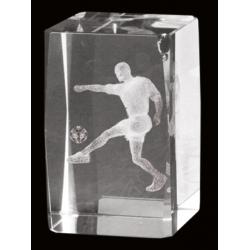 Cristal 3D - Futbol Masculino