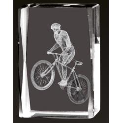Cristal 3D - Mountain Bike